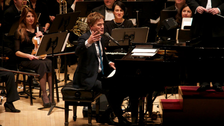 Michael W. Smith at Carnegie Hall