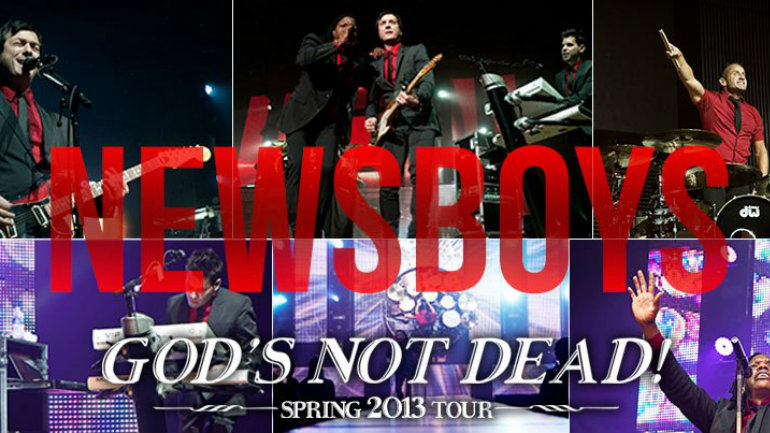 Newsboys God's Not Dead Tour