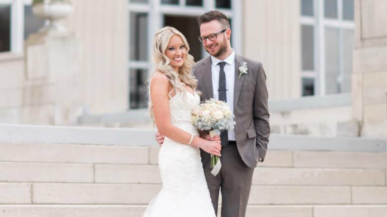 Chris August Gets Married