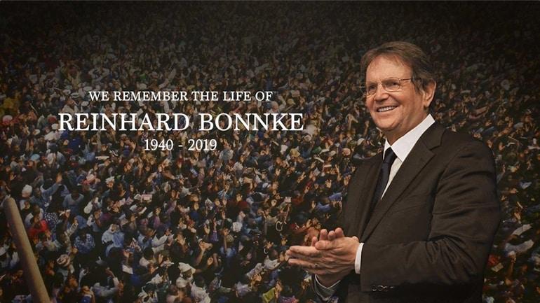 Reinhard Bonnke 1940-2019