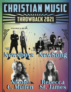 Christian Music Throwback Tour